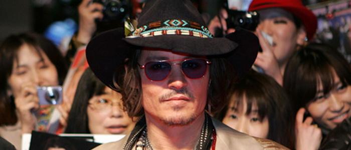 Джонни Депп - путь от пирата к индейцу джонни депп не будет сниматься в пиратах