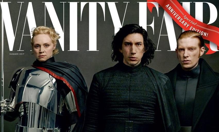 [Звёздные Войныk на обложках Vanity Fair (Постеры)