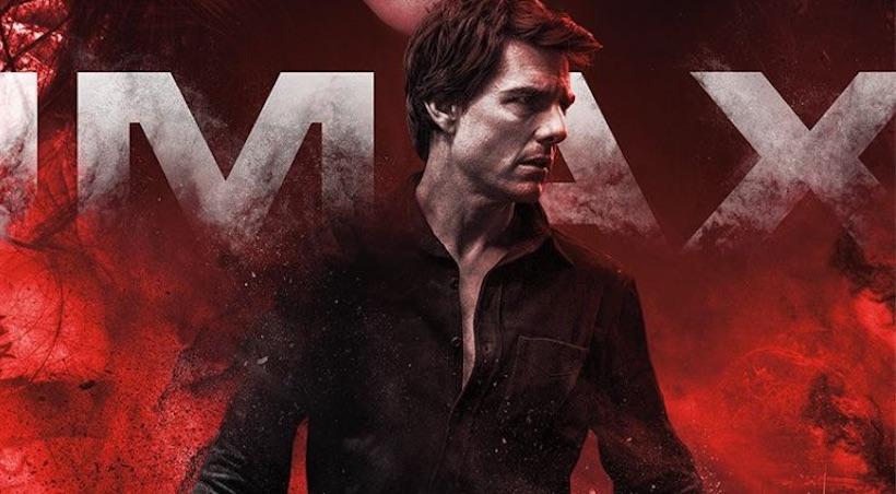 IMAX-постер новой [Мумииk