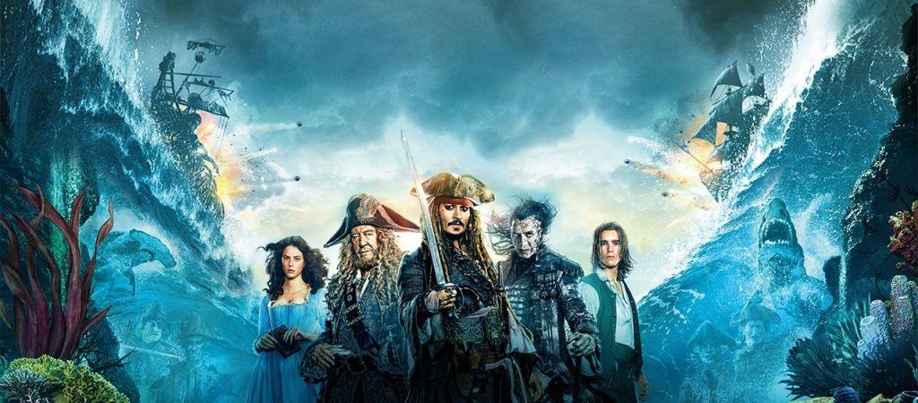 Рецензия на фильм «Пираты карибского моря: Мертвецы не рассказывают сказки»