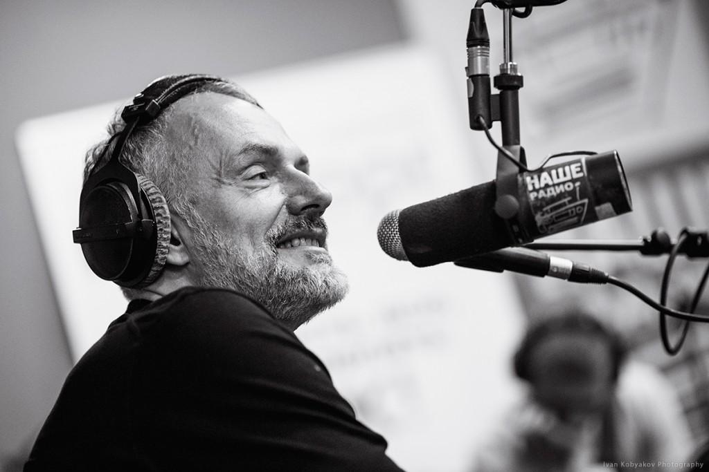 Олег Нестеров дал интервью о телеканале [Времяk и программе [Жизнь как в киноk